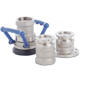 Valves, dry couplings and accesories