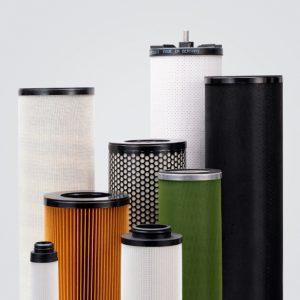 Faudi filter elements
